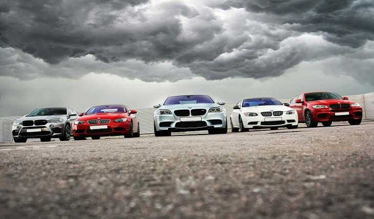 Коя серия на BMW е за теб?