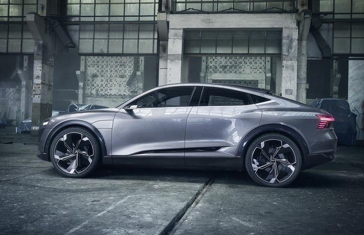 И Audi се включва на ток