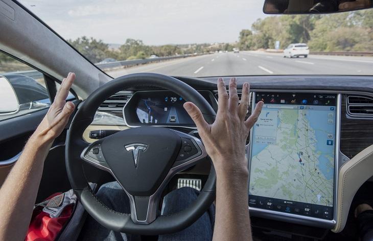 Автономните автомобили