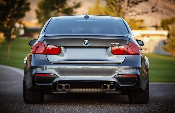 BMW и задно задвижване - перфектното съчетание