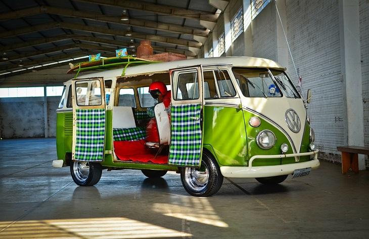 Volkswagen Camper – иконата на една генерация