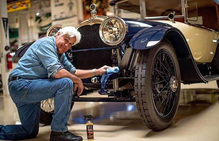 Известните и техните автомобилни колекции