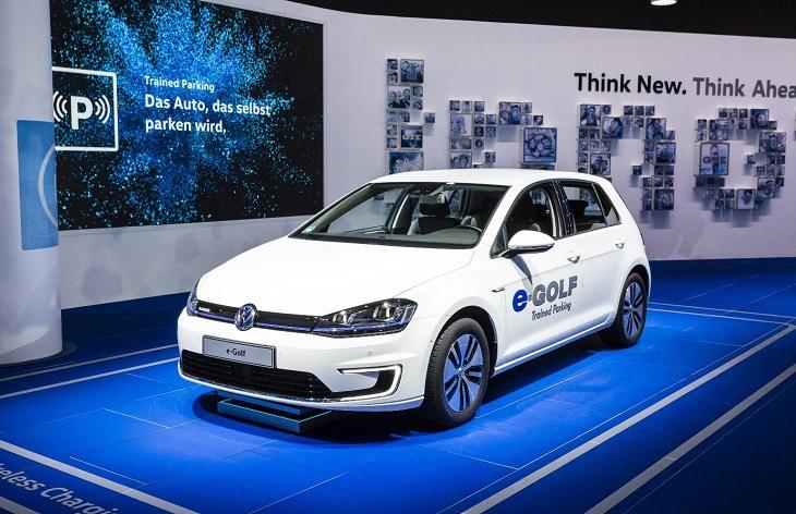 Бъдещето на Volkswagen е електронно