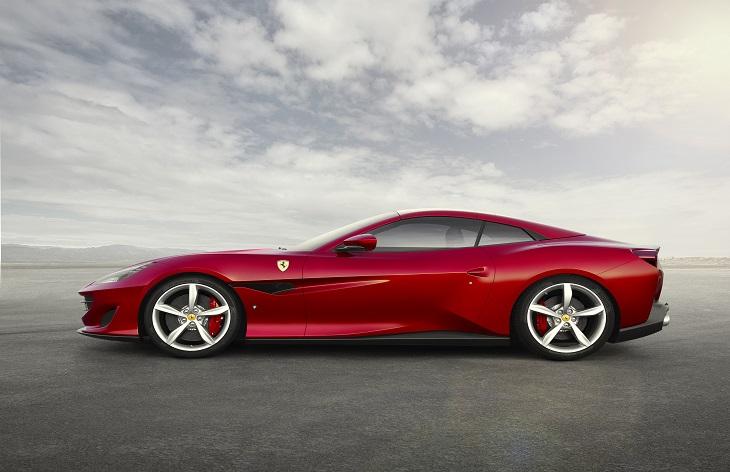 Автоистория: Италианска красота и лукс - това е Ferrari