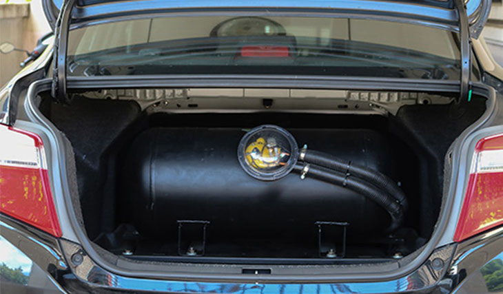 Плюсове и минуси на газовите уредби
