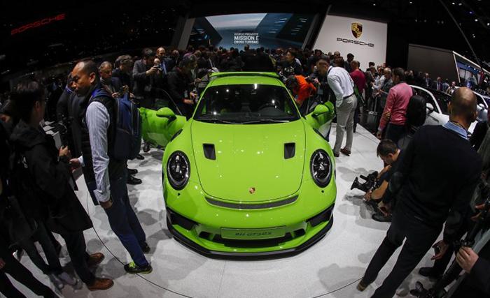 Най-впечатляващите автомобили от Женевския автосалон