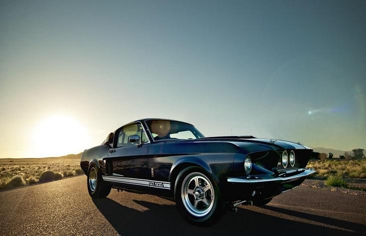 Автоистория: Мощните Muscle cars