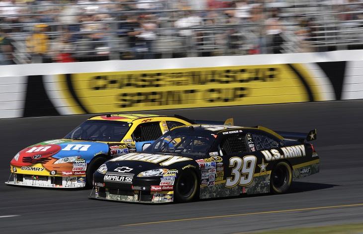 Поглед в света на NASCAR