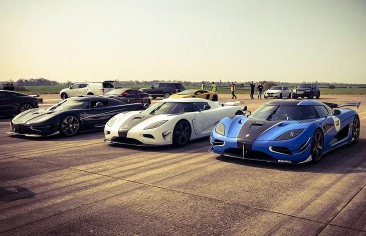 Колко харчат суперавтомобилите?