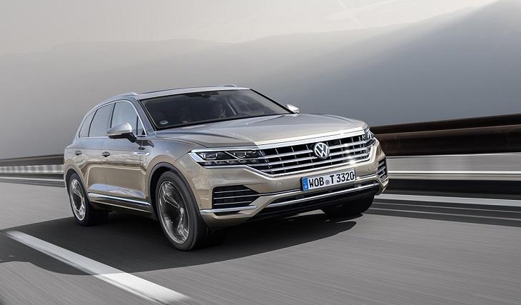 Volkswagen залага всичко на Touareg