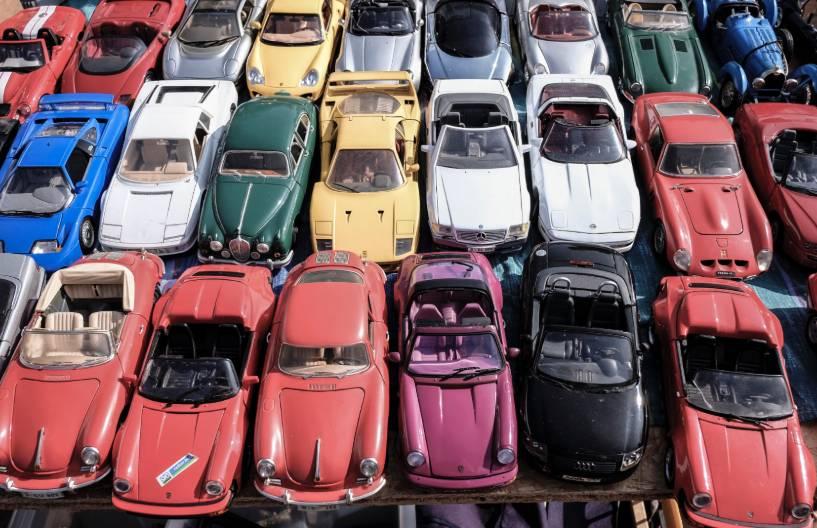 Най-скъпите колекционерски автомобили