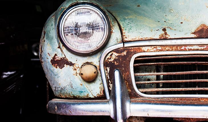 Симптомите на боледуващата кола